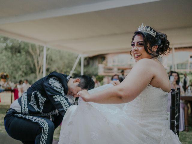 La boda de Alberto y Diana en Soyaniquilpan de Juárez, Estado México 108