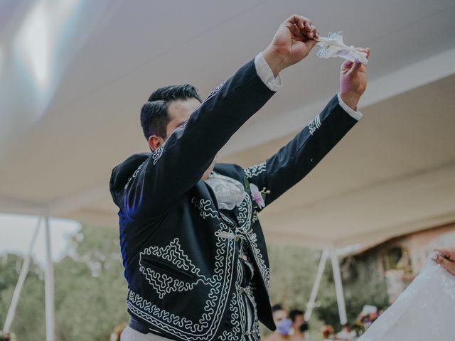 La boda de Alberto y Diana en Soyaniquilpan de Juárez, Estado México 109