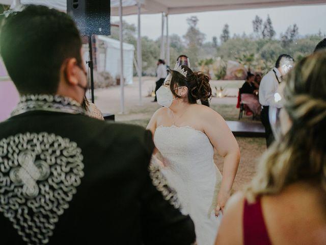 La boda de Alberto y Diana en Soyaniquilpan de Juárez, Estado México 115