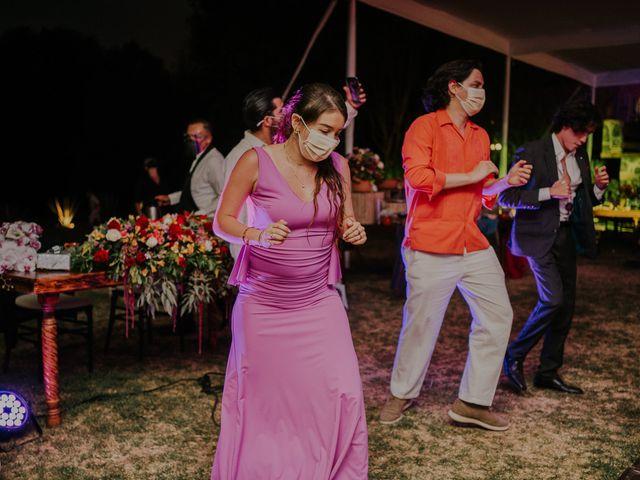 La boda de Alberto y Diana en Soyaniquilpan de Juárez, Estado México 117
