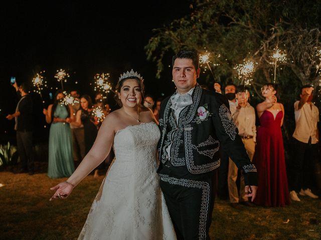 La boda de Alberto y Diana en Soyaniquilpan de Juárez, Estado México 118