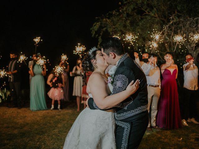 La boda de Alberto y Diana en Soyaniquilpan de Juárez, Estado México 119
