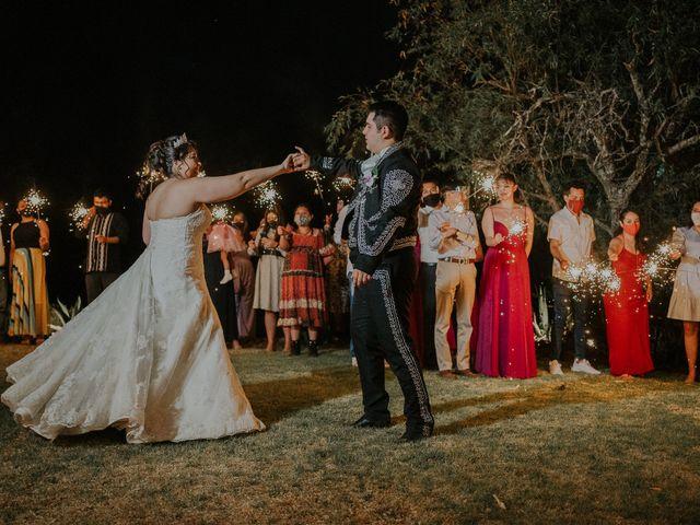 La boda de Alberto y Diana en Soyaniquilpan de Juárez, Estado México 120