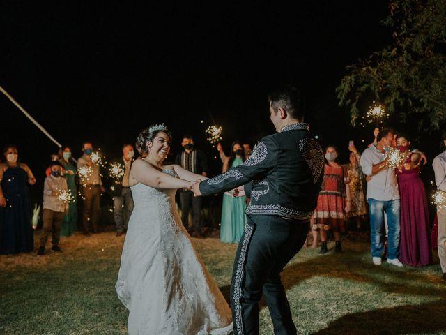 La boda de Alberto y Diana en Soyaniquilpan de Juárez, Estado México 121