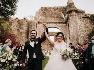 La boda de Ingrid y Alex