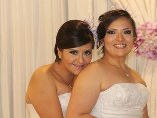 La boda de Dayna y Ángeles