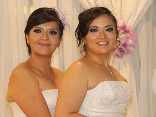 La boda de Dayna y Ángeles 2