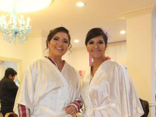 La boda de Dayna y Ángeles 3