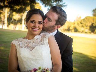 La boda de Andrea y Brian 1