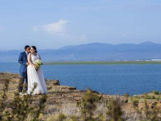 La boda de Mayra y Jonathan