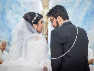 La boda de Adri y Armando