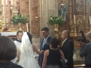 La boda de Janet y Carlos 1