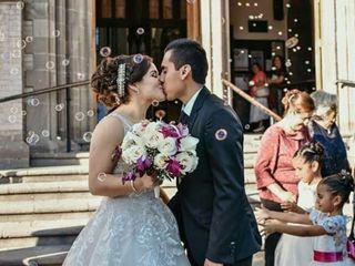 La boda de Yisela Yadira y Víctor Hugo