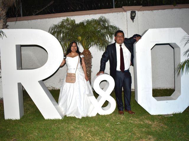 La boda de Rosy y Oscar