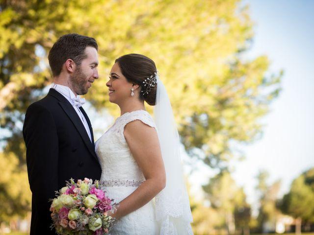 La boda de Andrea y Brian