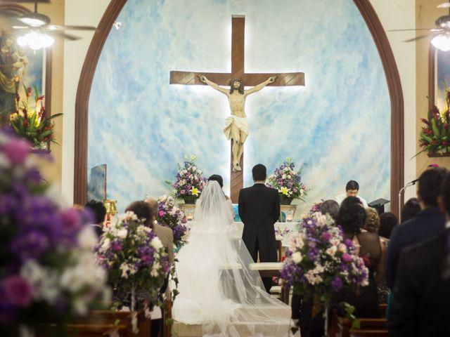 La boda de Armando y Adri en Tuxtla Gutiérrez, Chiapas 1