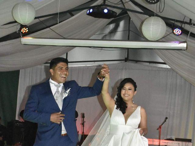 La boda de Janet y Carlos