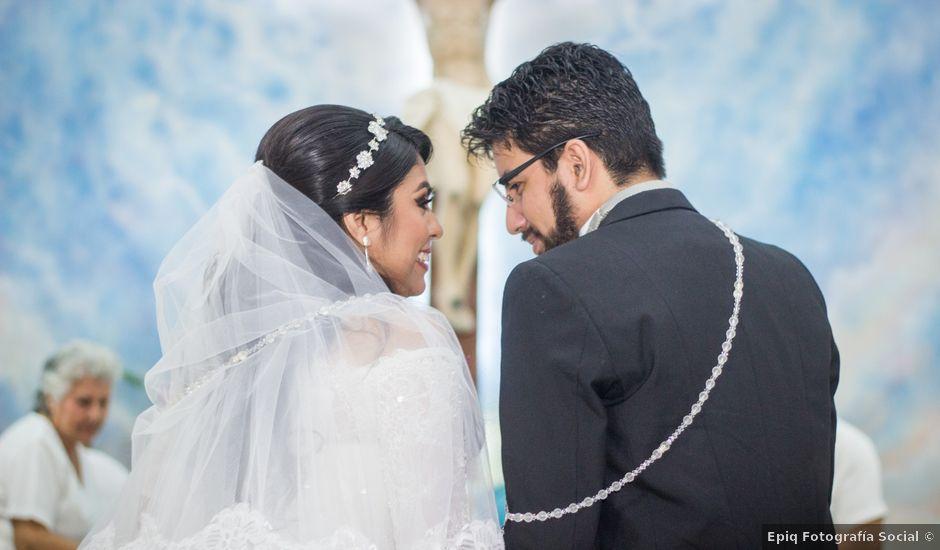 La boda de Armando y Adri en Tuxtla Gutiérrez, Chiapas