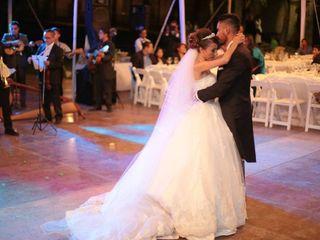 La boda de Claudia y Roberto 1