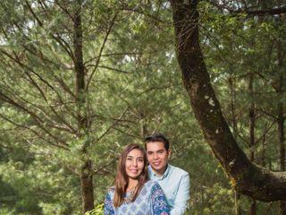 La boda de Atala y José 1