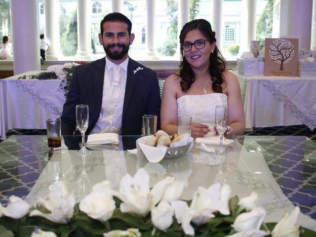 La boda de Alejandra y Alberto