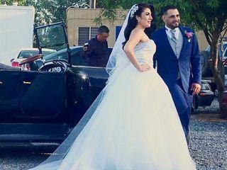 La boda de Lezlihe y Oscar 1
