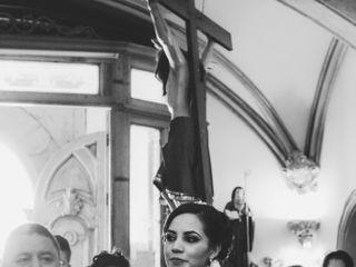 La boda de Celizeth y Germain 1