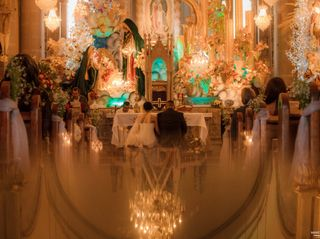 La boda de Celizeth y Germain 2