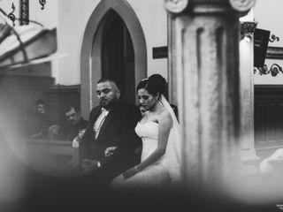 La boda de Celizeth y Germain 3
