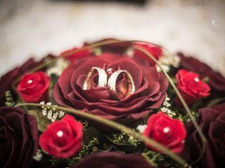 La boda de Andrea y Román 1