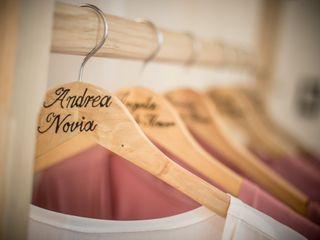 La boda de Andrea y Román 2