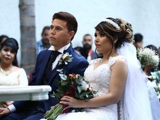 La boda de Mauricio  y Zaira 2