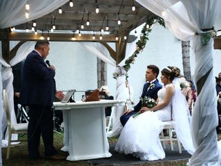 La boda de Mauricio  y Zaira 3