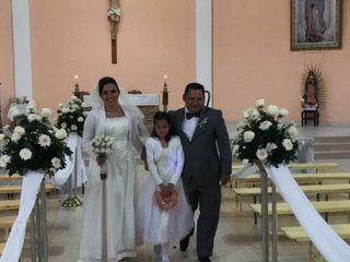 La boda de Irlanda y Pablo 1