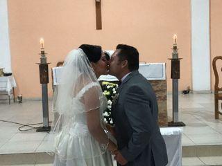 La boda de Irlanda y Pablo 2