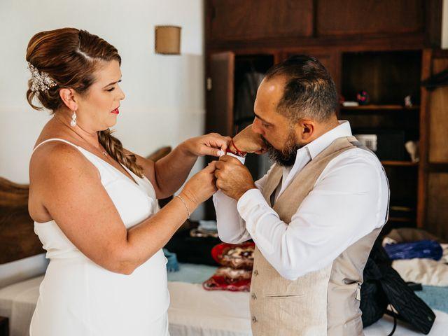 La boda de Joel y Sony en Huatulco, Oaxaca 6