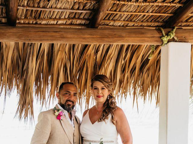 La boda de Joel y Sony en Huatulco, Oaxaca 7