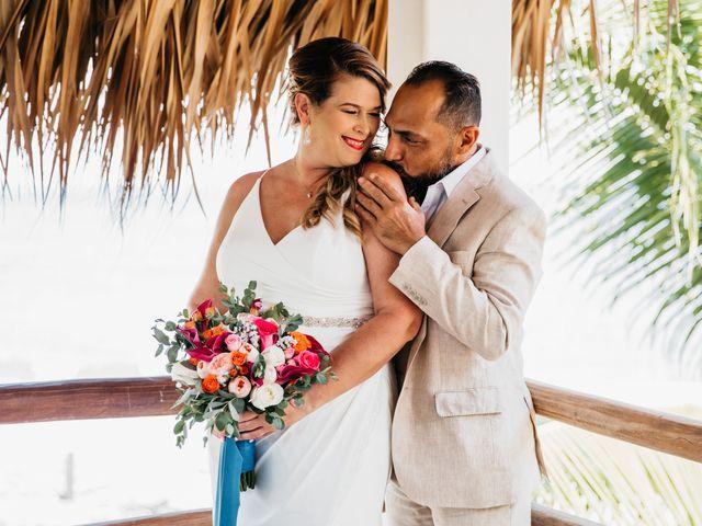 La boda de Joel y Sony en Huatulco, Oaxaca 10