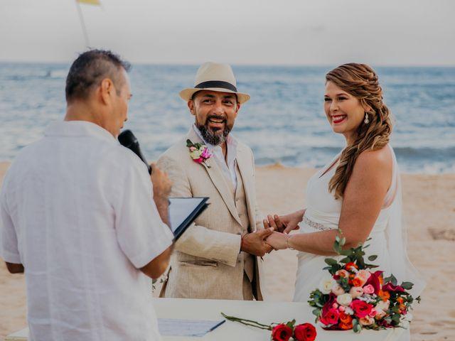 La boda de Joel y Sony en Huatulco, Oaxaca 30