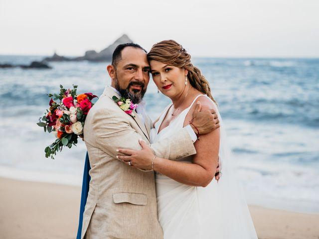 La boda de Joel y Sony en Huatulco, Oaxaca 38