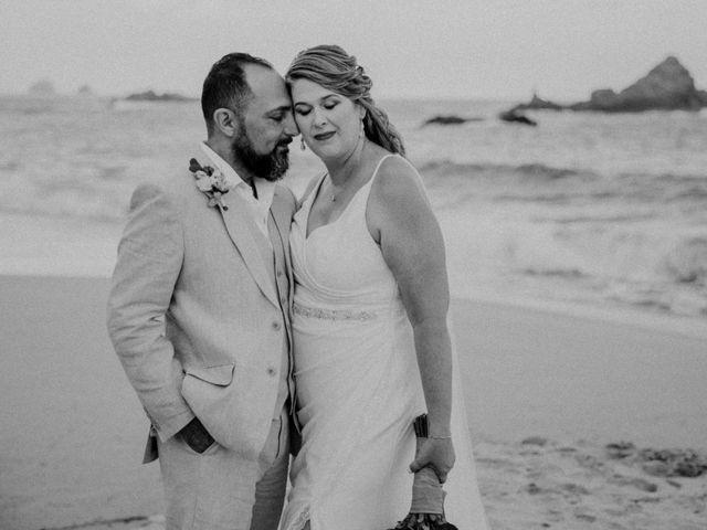 La boda de Joel y Sony en Huatulco, Oaxaca 41