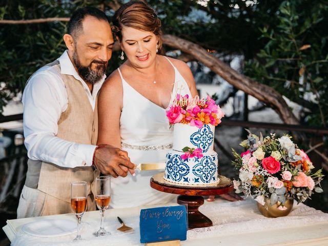 La boda de Joel y Sony en Huatulco, Oaxaca 65