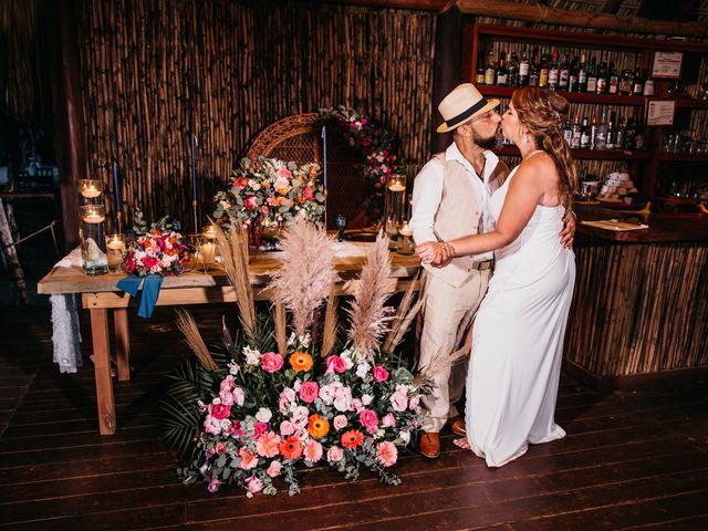 La boda de Joel y Sony en Huatulco, Oaxaca 72