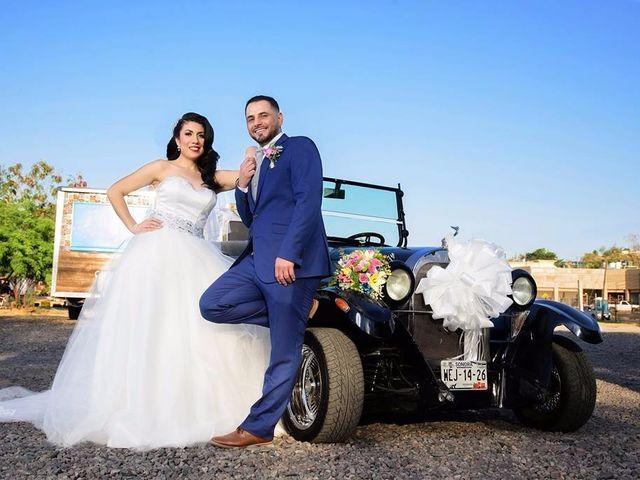 La boda de Lezlihe y Oscar