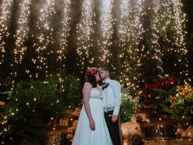 La boda de Tere y Joni