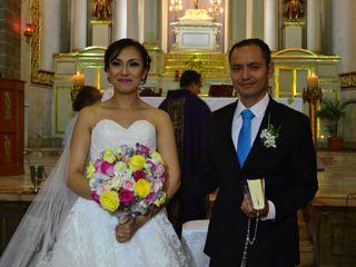 La boda de Erika y Ramses