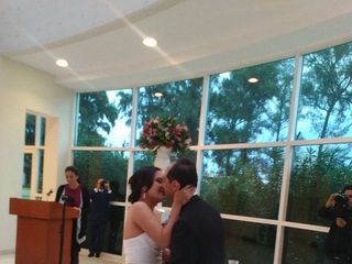 La boda de Xochitl y Andrés  1