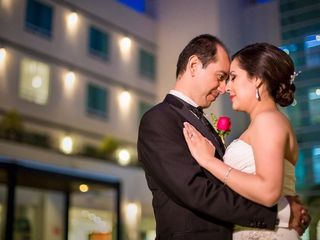 La boda de Xochitl y Andrés