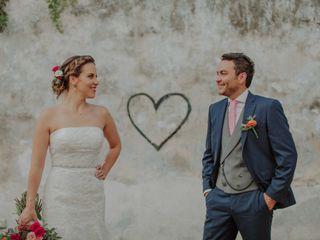 La boda de Mariana y Makarenko