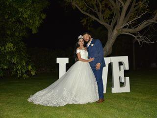 La boda de Michelle y Alejandro